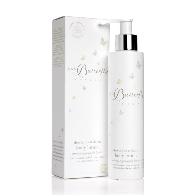 Dewdrops At Dawn Body Lotion 200ml For Baby