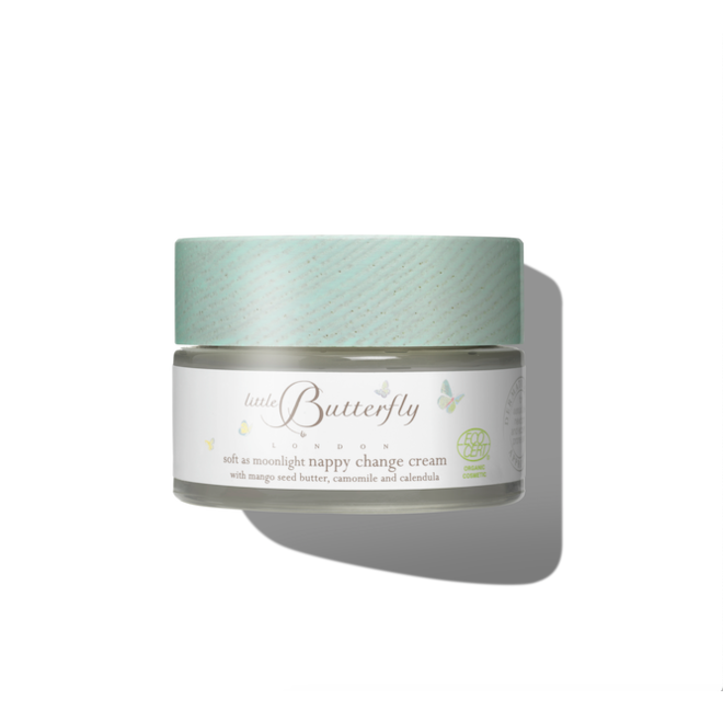 Soft As Moonlight Nappy Change Cream 50ml For Baby