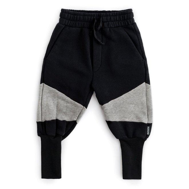 Divided Sweatpants Black