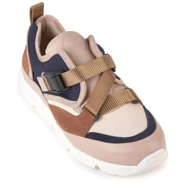 Chloe Chloé Kidsbuckle Fastening Low-Top Sneakers