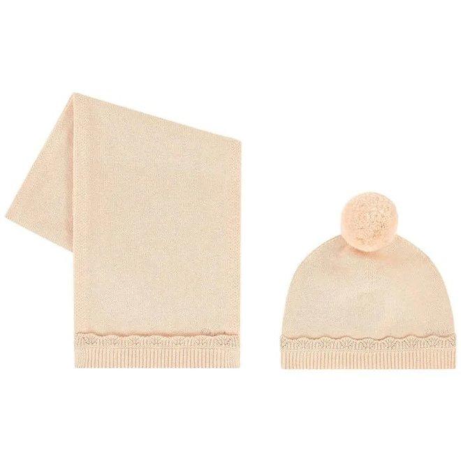 Chloe Laye Winter D3 Set Hat + Scarf