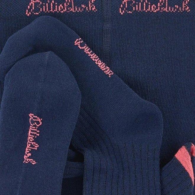 Billieblush Tights Navy Stripes