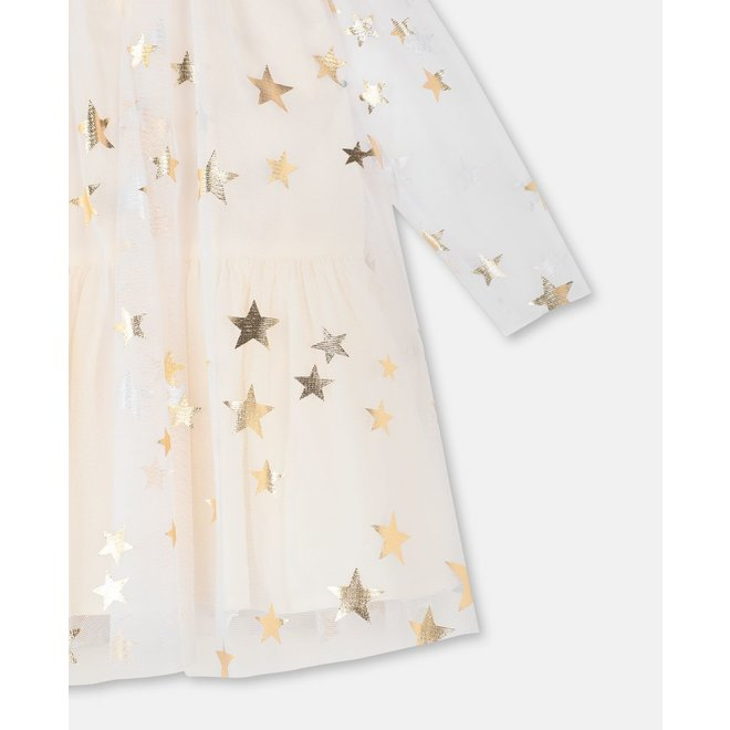 Baby Girl Stars Tulle Dress