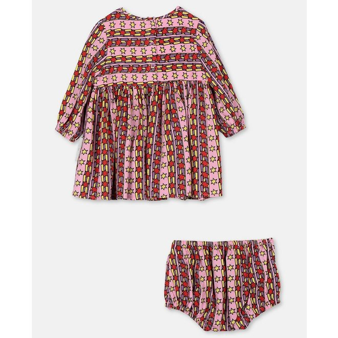 Baby Girl Rising Stars Tencel Dress