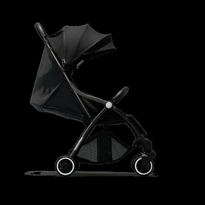 Hamilton One Prime Cabin Size Stroller Black