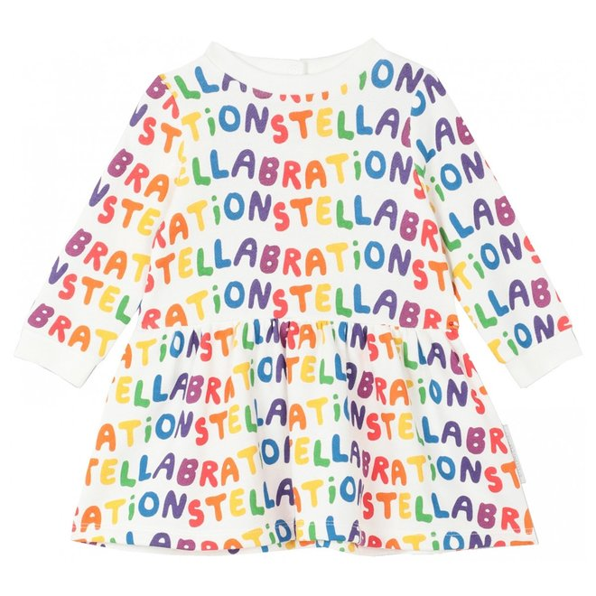 Baby Girl Stellabration Sweatshirt Dress