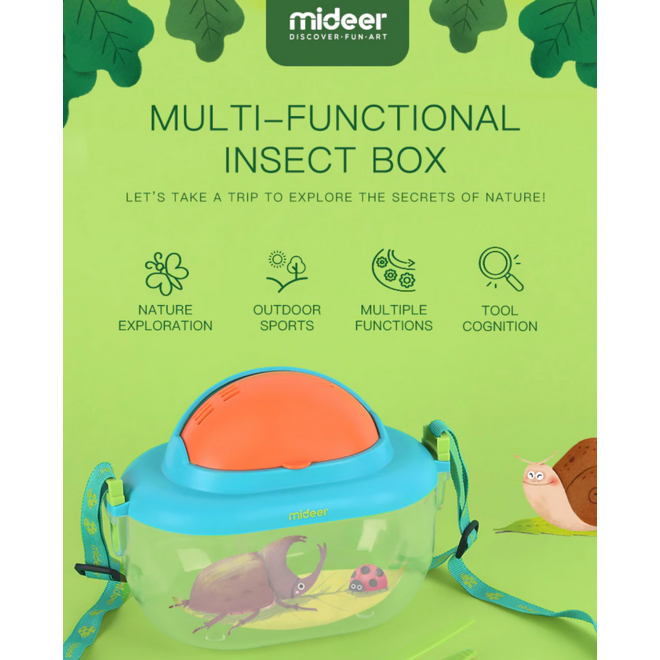 Mideer Insect Box