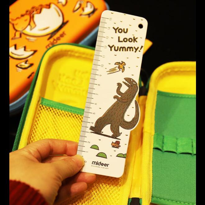 Mideer Pencil Case-- Tyrannosaurus Rex (Big)