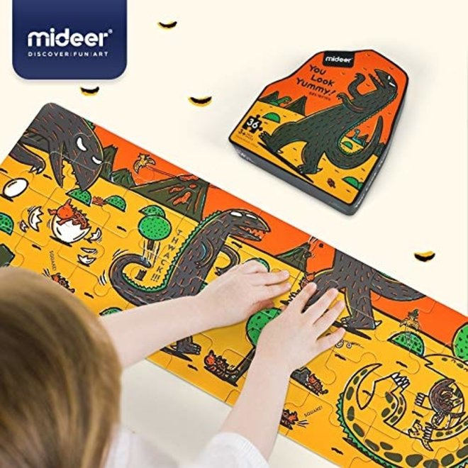 Mideer 36P Puzzle-You Look Yummy