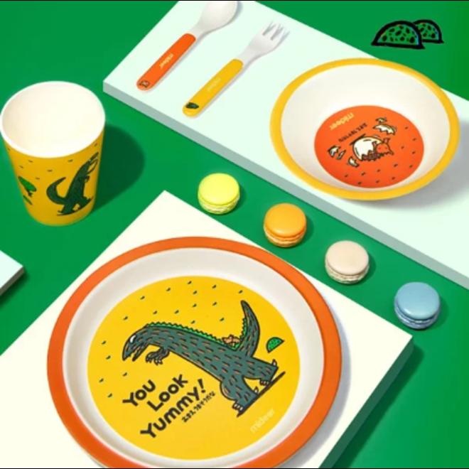 Mideer Children'S Tableware-- You Look Yu
