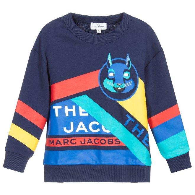 LMJ Colorfactoryd3 Sweatshirt Blue