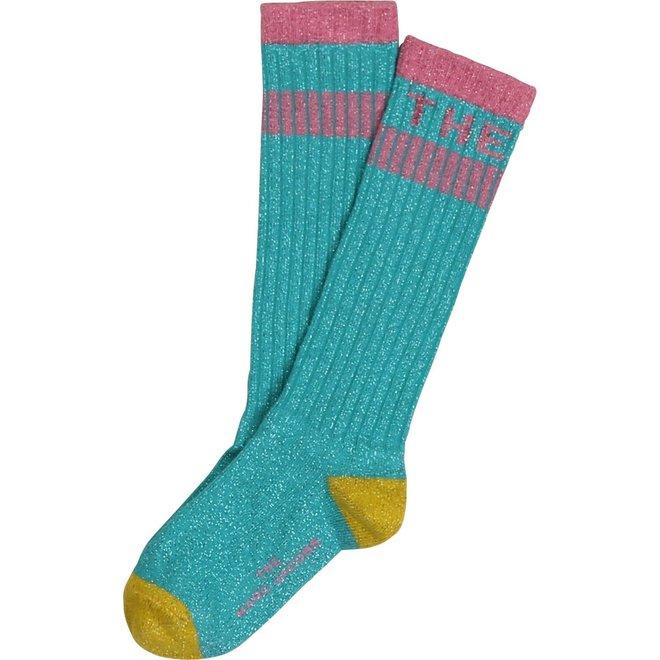 LMJ Soho D2 Socks Green