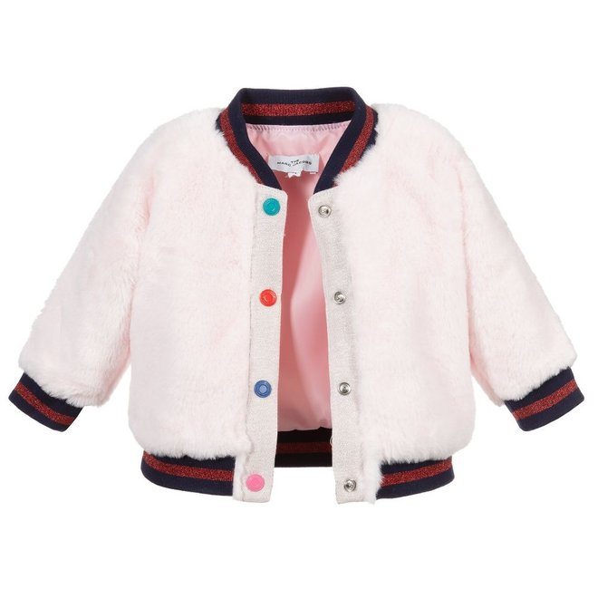 LMJ Colorfactoryd3 Jacket Pink