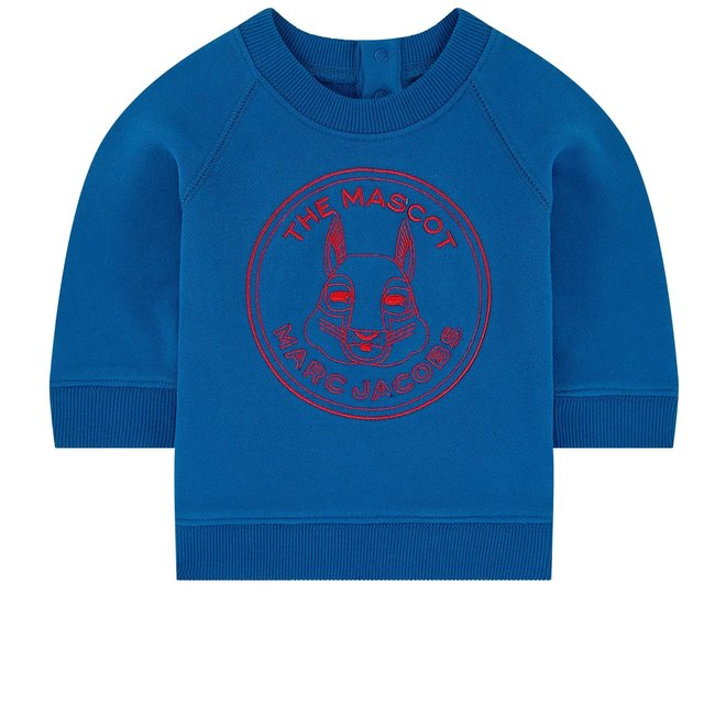 LMJ Colorfactoryd3 Mascot Logo Sweatshirt Navy