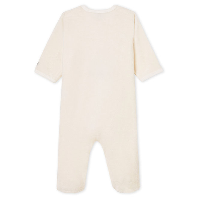 Babies' Bear Fleece Onesie