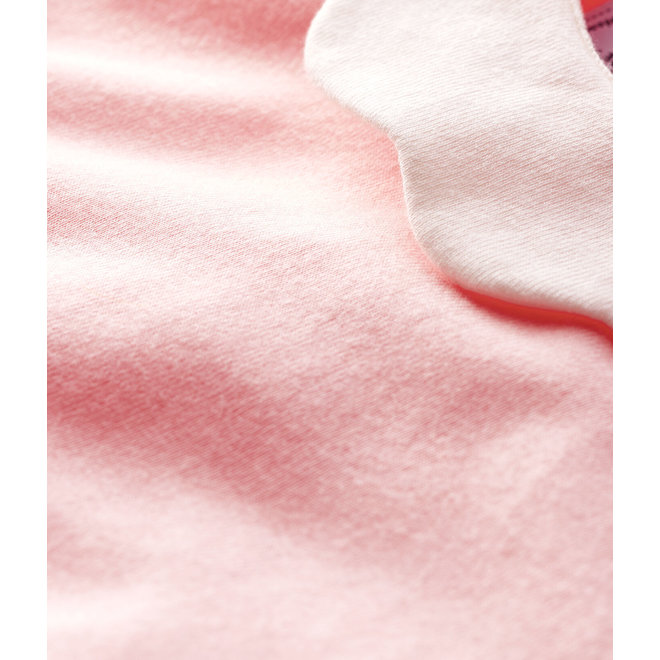 Baby girl's long-sleeved blouse Pink 2020ver