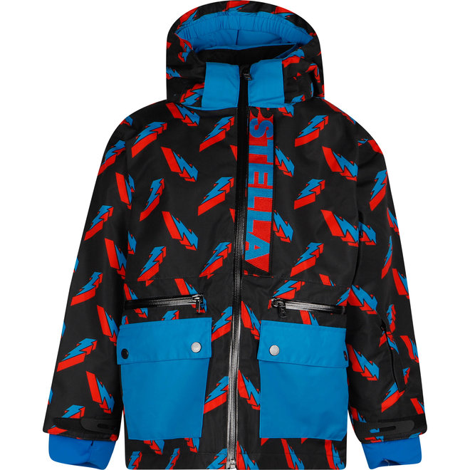 KID BOY LIGHTNING SKI JACKET