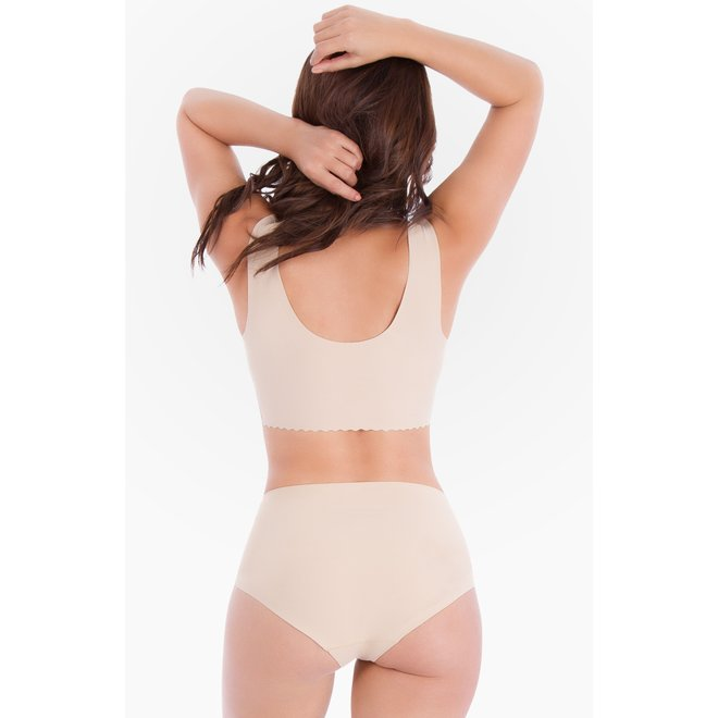 Belly Bandit Mother Tucker Smoothing Panty Nude