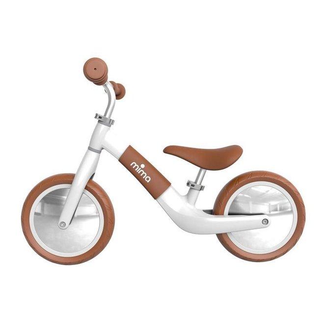 Mima Zoom Balance Bike White