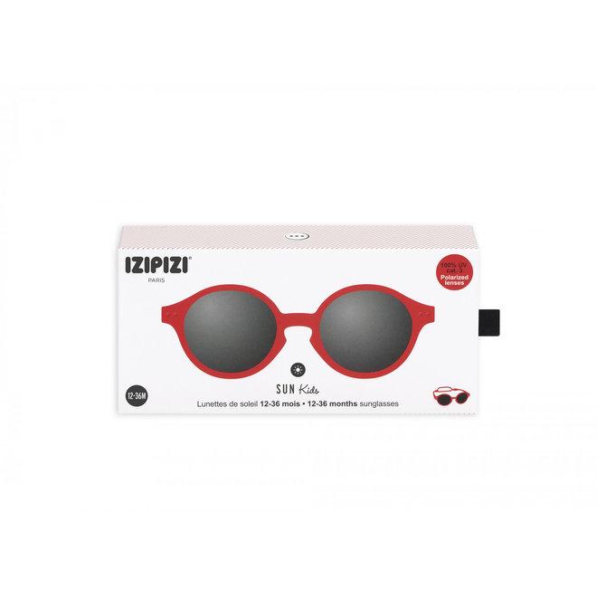 IZIPIZI Sun Kids Plus Red