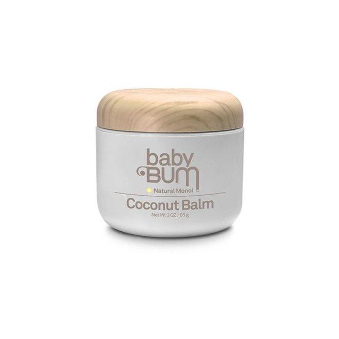 BABY BUM NATURAL MONOI COCONUT BALM (CAN)