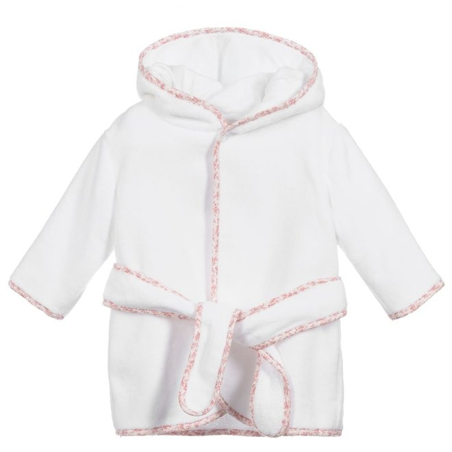 Bath Robe Essentials Pureté Du I Pink