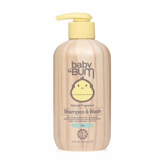 BABY BUM SHAMPOO & WASH GEL - CANADA