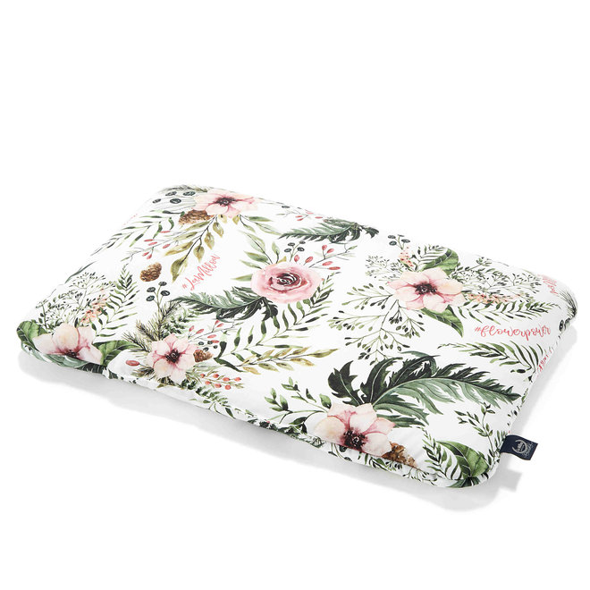 BAMBOO BED PILLOW - 40x60cm - WILD BLOSSOM