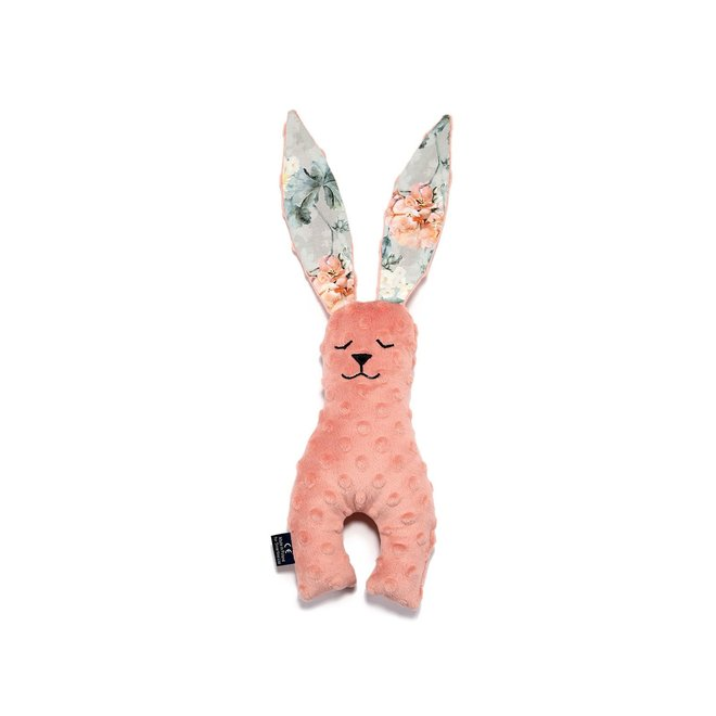 TOY BUNNY 23 CM - PAPAYA - BLOOMING BOUTIQUE