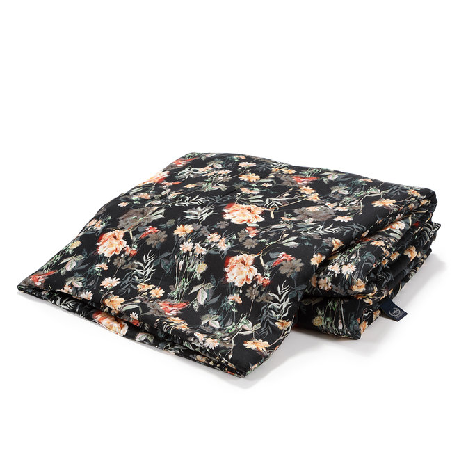 BAMBOO BEDDING ADULT - BLOOMING BOUTIQUE NOIR