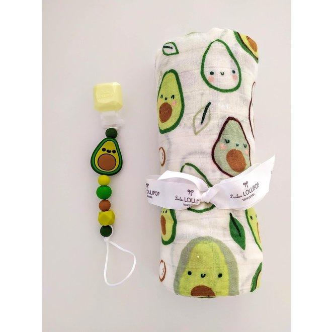 Darling Clip - Avocado