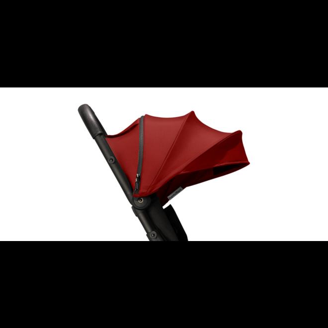Hamilton Extended Sun Canopy - Red
