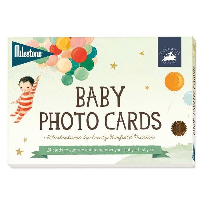Milestone - Baby Photo Cards Emily Winfield Martin