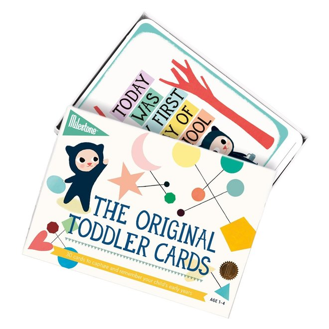 Milestone - TODDLER/JUNIOR Cards by Milestone