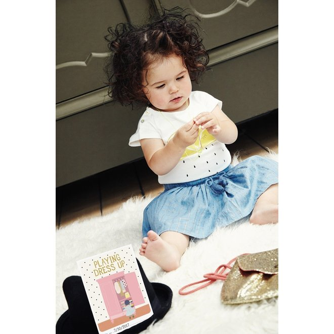 Milestone - Baby's First Fashion Moments