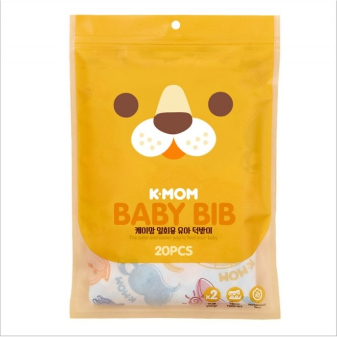 K-Mom Baby Bib Disposable