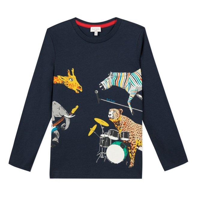 Bruce Tee Shirt Navy