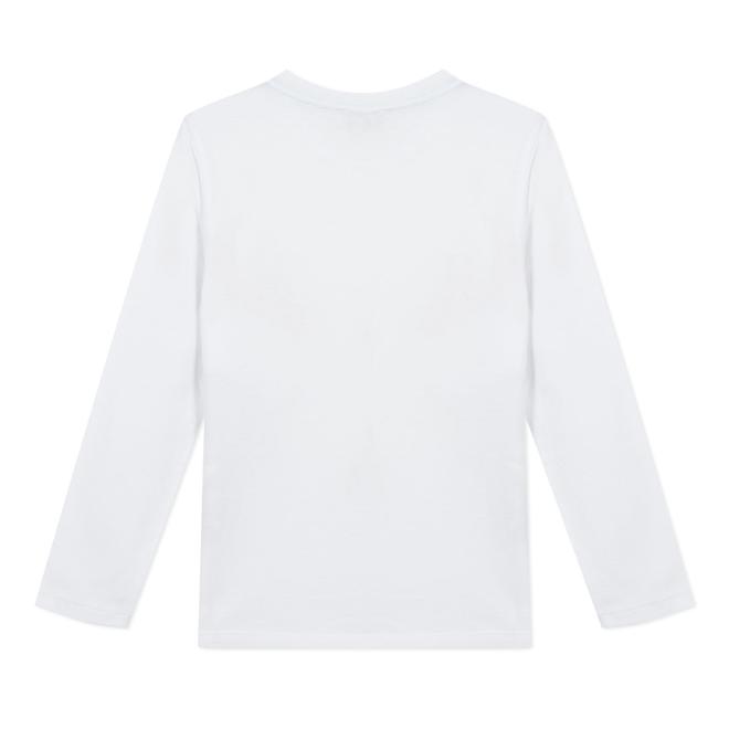 Bruce Tee Shirt White