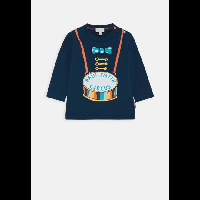 Babou Tee Shirt Blue Opal