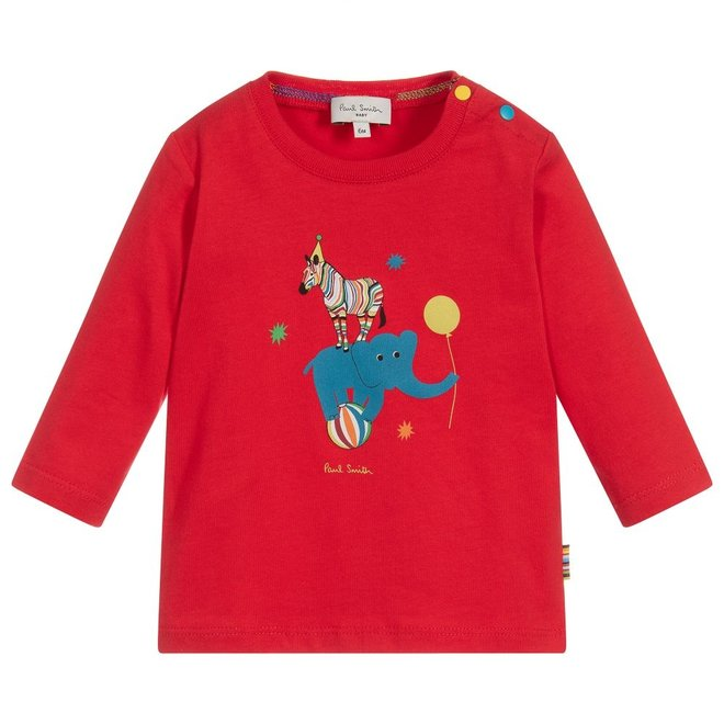 Bullo Tee Shirt Goji Berry Red