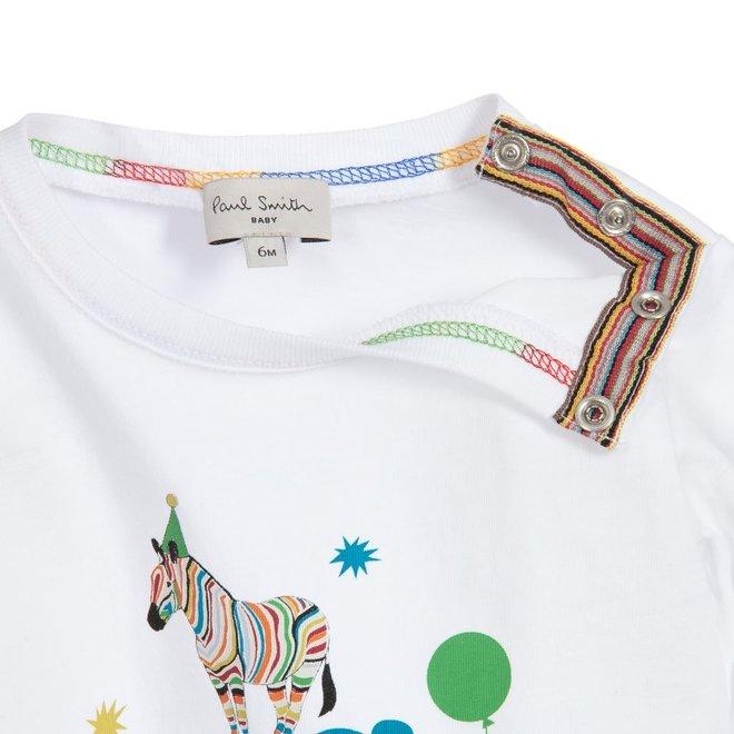 Bullo Tee Shirt White