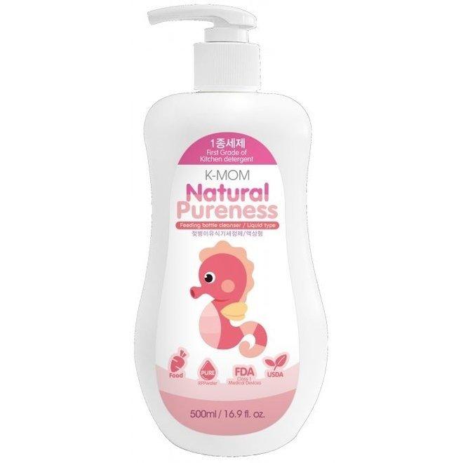 K-Mom Baby Bottle Cleanser Liquid 500Ml Bottle