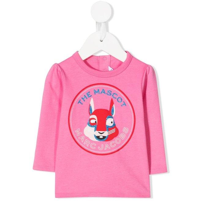 LMJ Soho D2 Long Sleeve T-Shirt Pink
