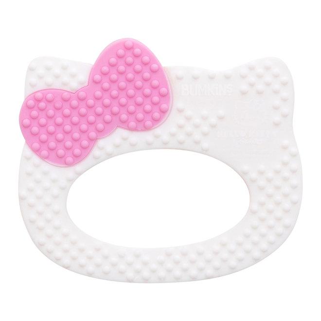 Bumkins Silicone Teether Hello Kitty Sanrio