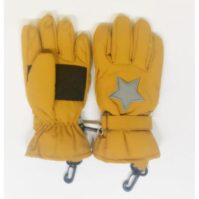 Celio Gloves, K Buckthorn Brown