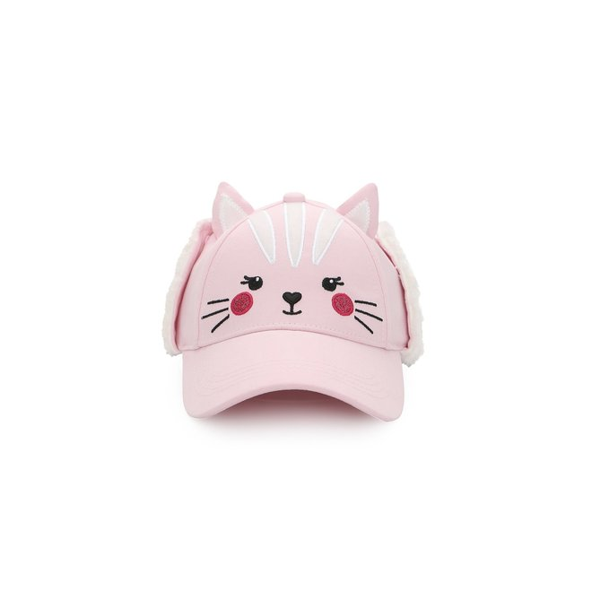 Flapjacks 3D Caps with Earflaps Cat