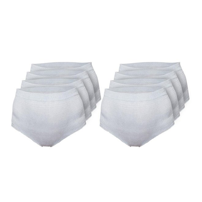FridaMom Disposable Underwear Highwaist CSec 8pk Reg R/nf102