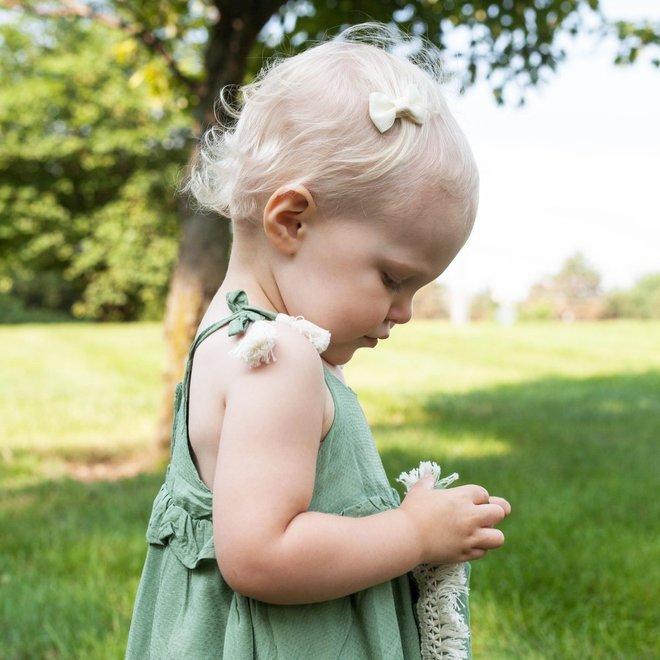 Babywisp Charlotte Bows 5pk Snap Clip Baby Blogger
