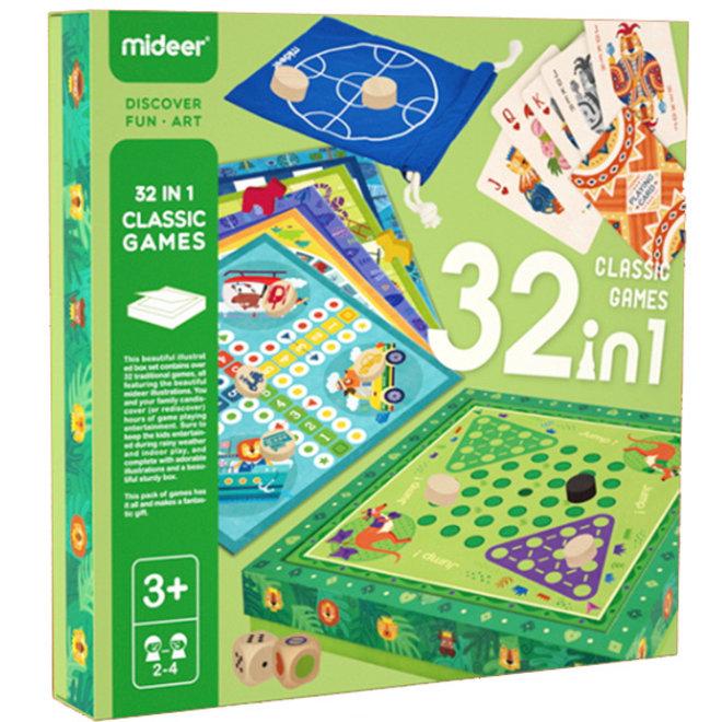 32 in 1 classic game