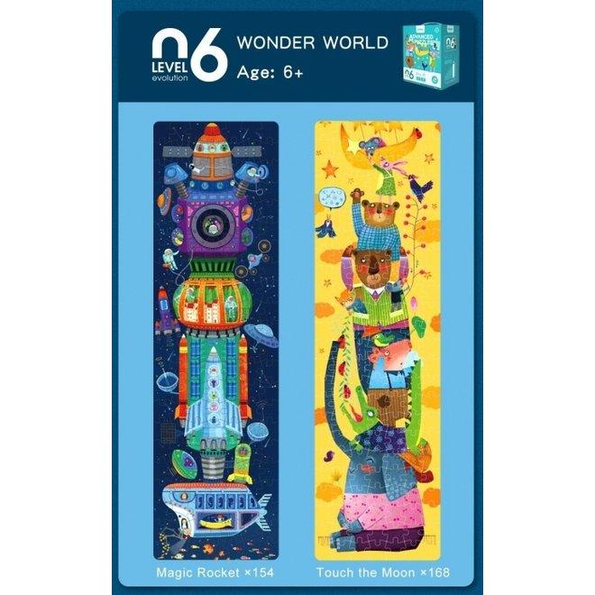 Advanced Puzzle - 06 Imagination 322 pcs
